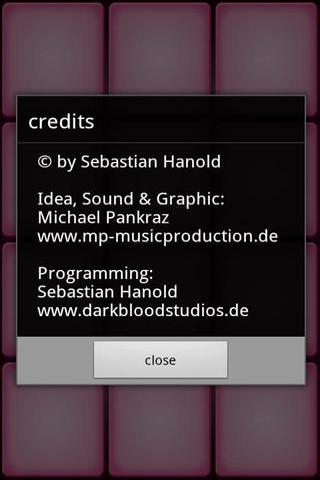 electro drumpads 24电音谱子