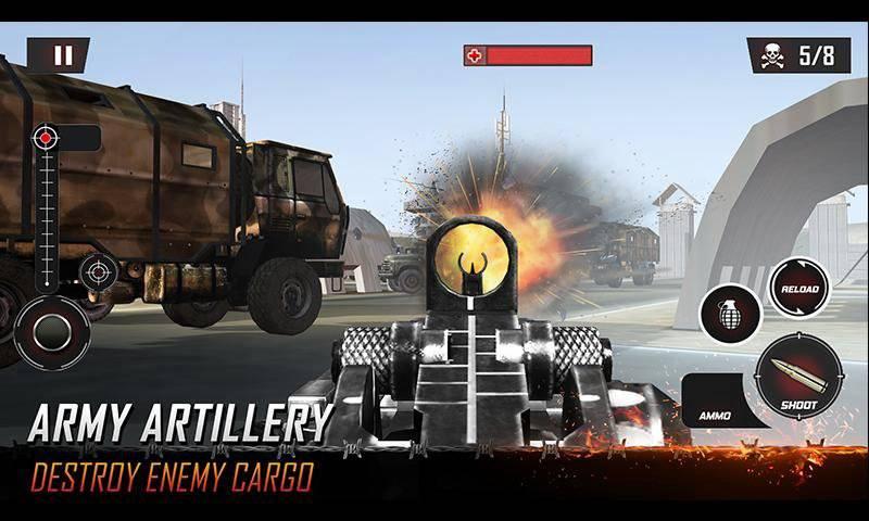 Army Counter Terrorist Critical Strike FPS截图8