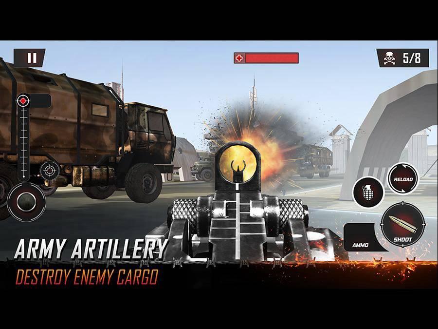 Army Counter Terrorist Critical Strike FPS截图9