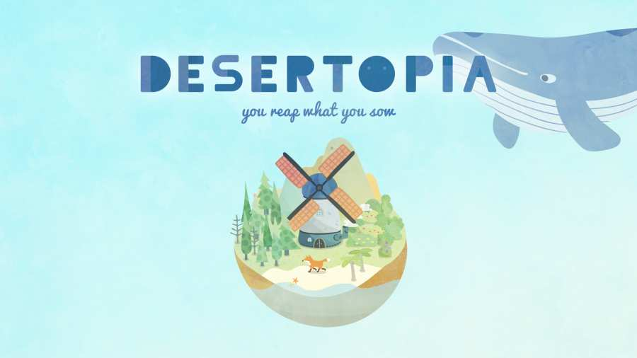 荒漠乐园截图3