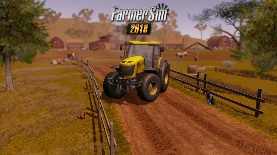 模拟农场2018截图2