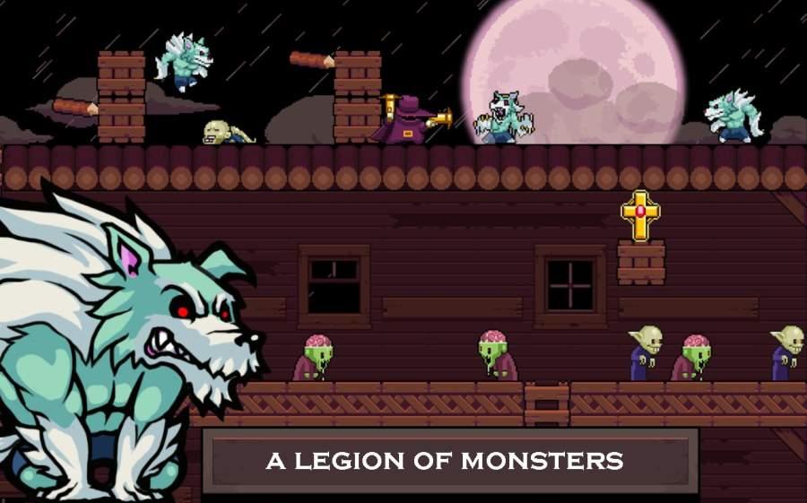 超度亡灵:怪物猎手