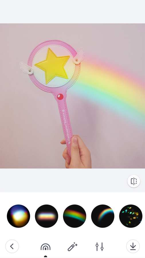 Rainbow截图0