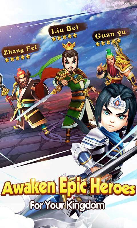 Defense of Three Kingdoms截图2