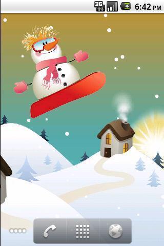 圣诞节动态壁纸免费下载 10