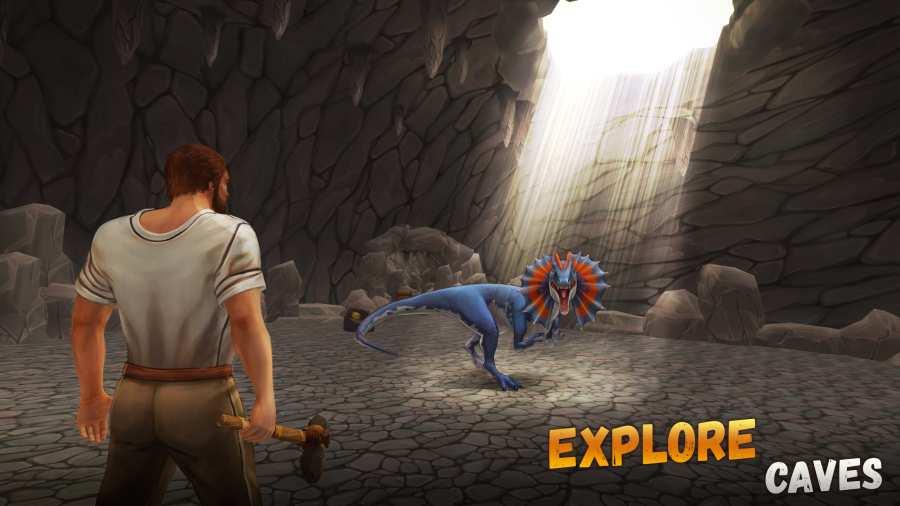 侏罗纪孤岛求生:方舟2截图2