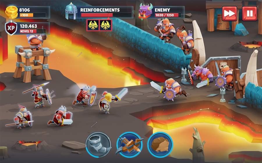 战士的游戏截图3
