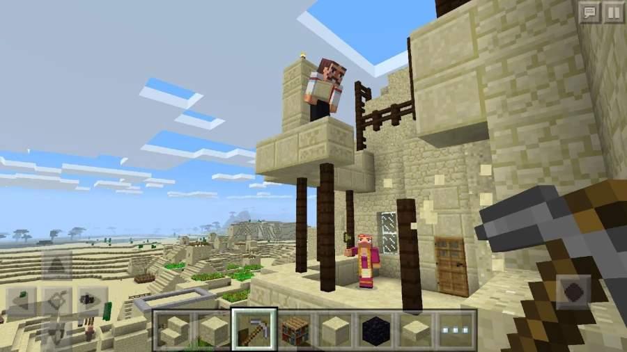 Minecraft截图1