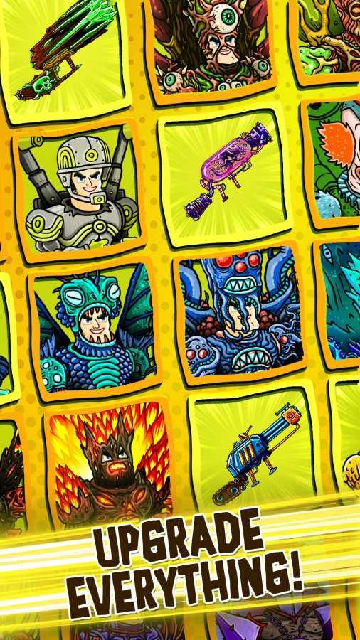 怪物克星截图3