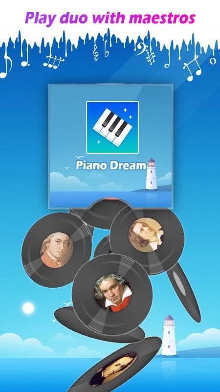 Piano Dream Tiles 2截图2