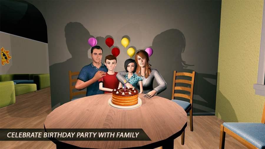 虚拟 家庭 妈妈 模拟器截图0