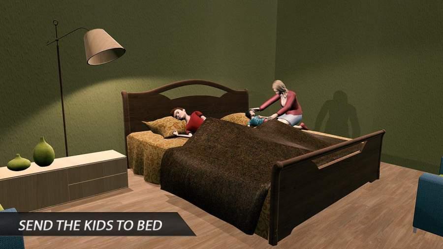 虚拟 家庭 妈妈 模拟器截图2