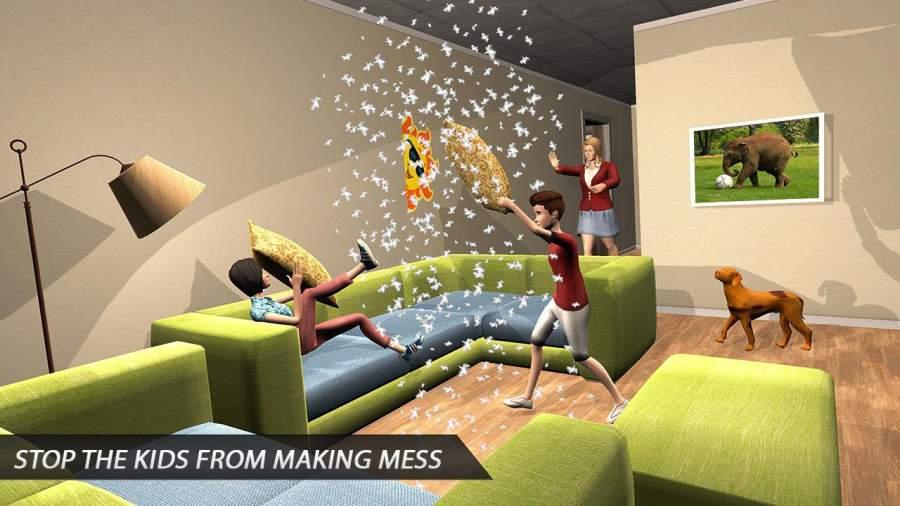 虚拟 家庭 妈妈 模拟器截图3