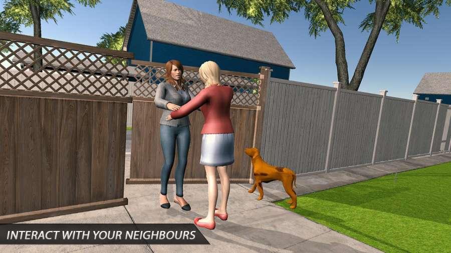虚拟 家庭 妈妈 模拟器截图4