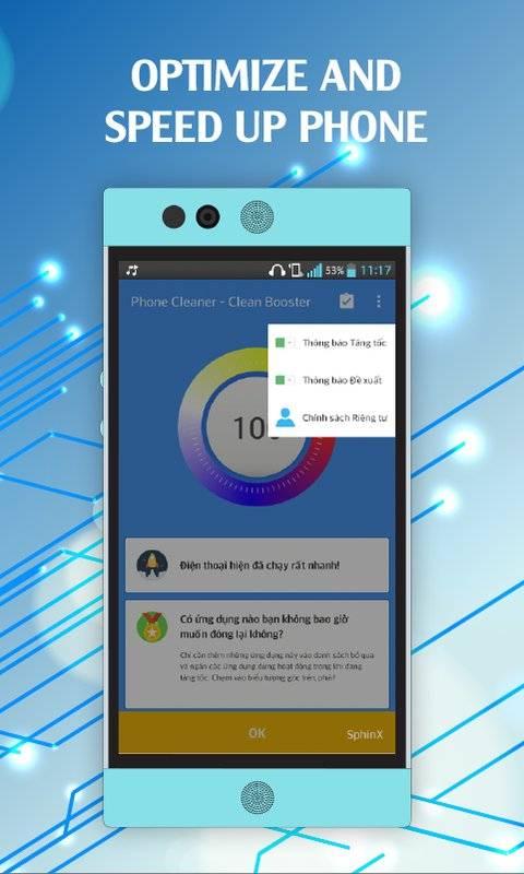 手机清理和内存加速 - 优化、清理、加速