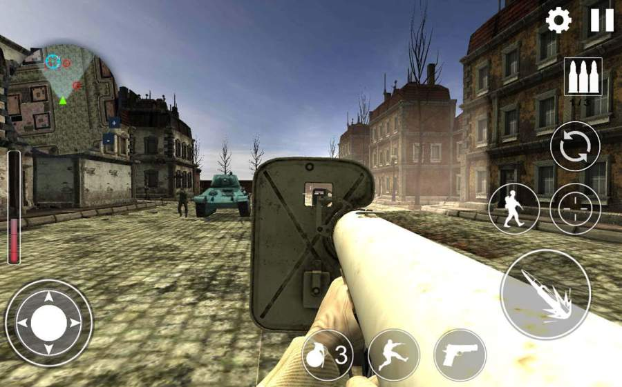 World War 2 : WW2 Secret Agent FPS截图2