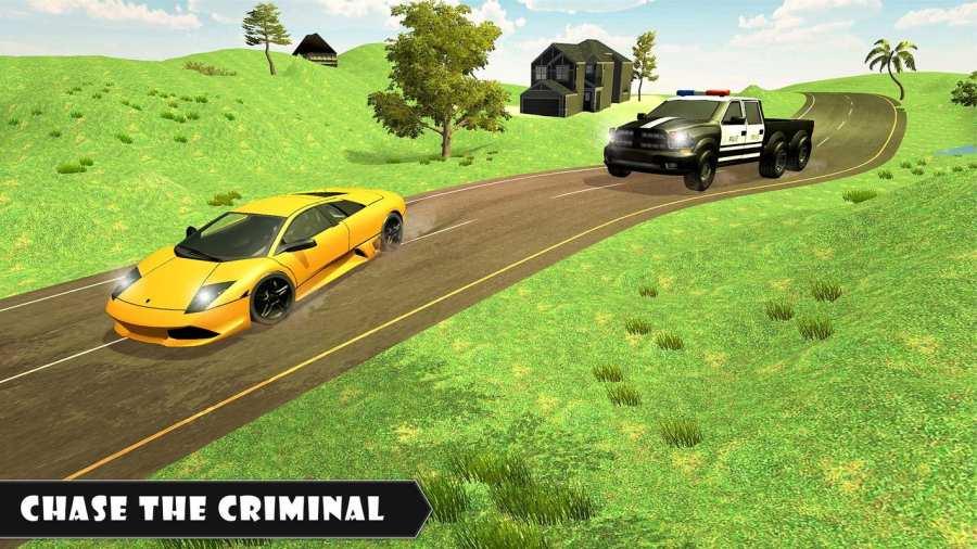 6x6越野警车驾驶模拟器截图1