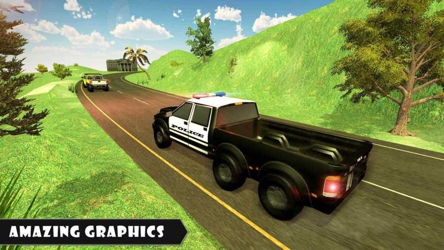 6x6越野警车驾驶模拟器截图2