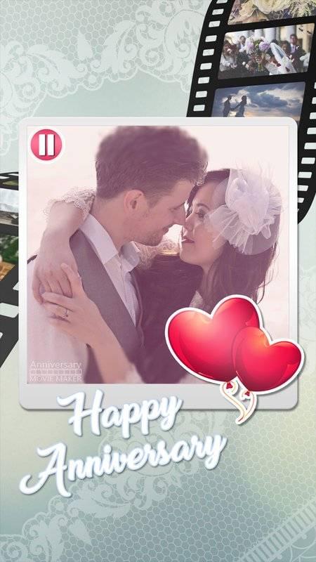 结婚 周年 视频 编辑截图2