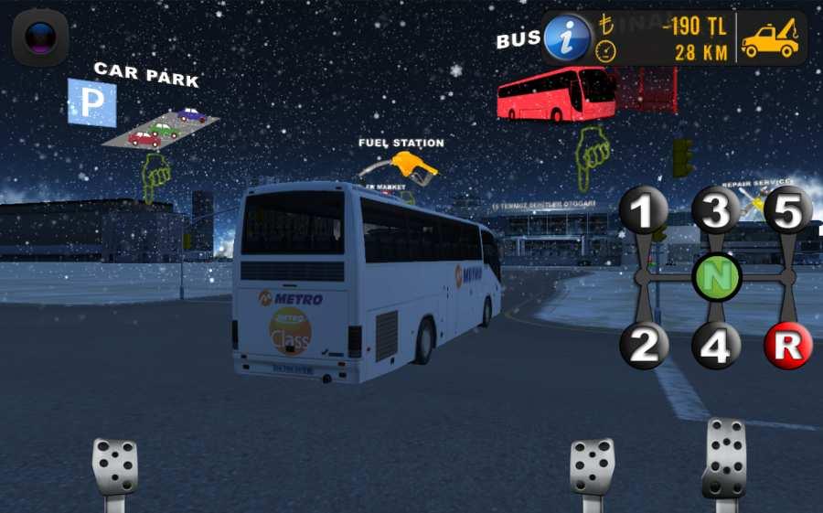 阿纳多卢巴士模拟截图1