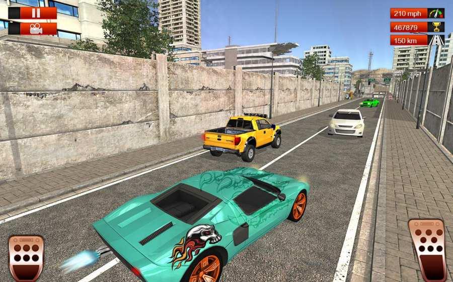 汽车调谐和公路赛车:大修车库3D截图0