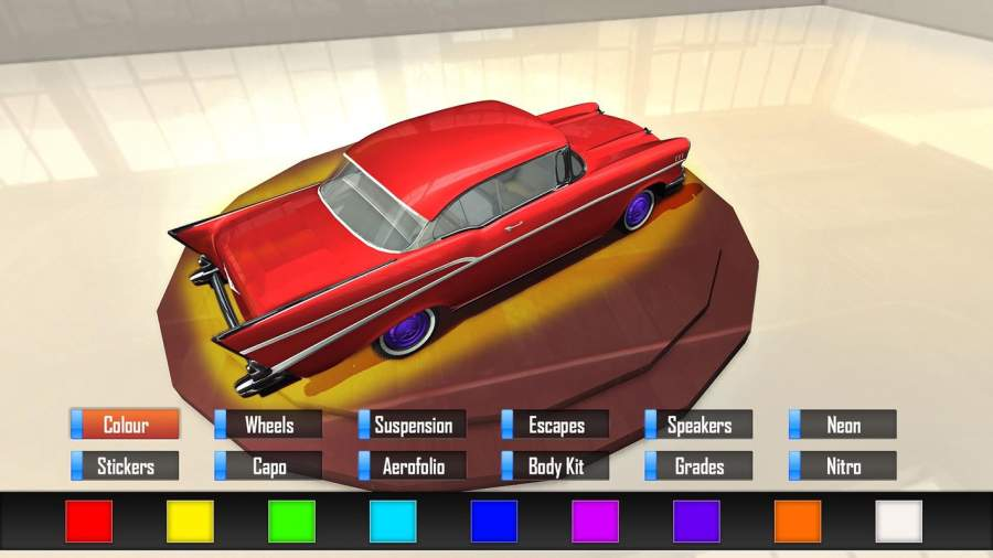 汽车调谐和公路赛车:大修车库3D截图2