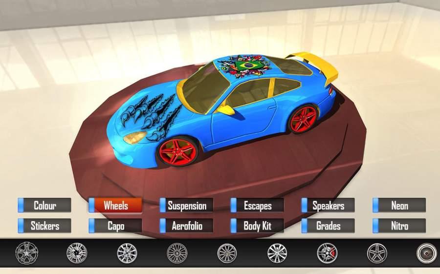 汽车调谐和公路赛车:大修车库3D截图3