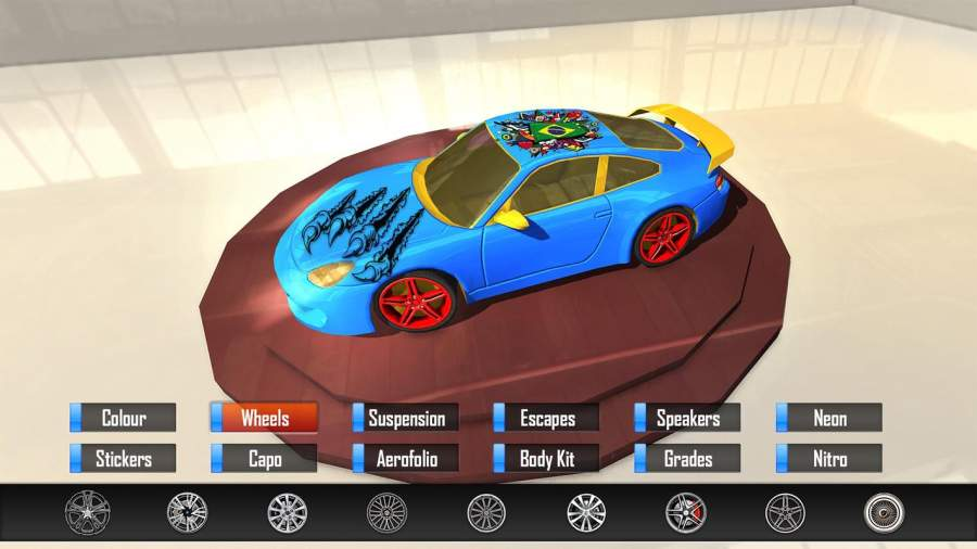 汽车调谐和公路赛车:大修车库3D截图7