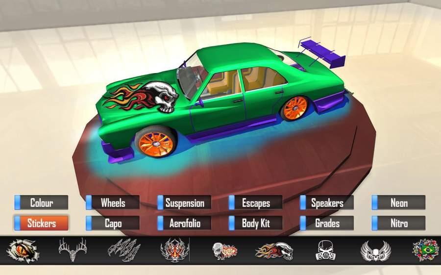 汽车调谐和公路赛车:大修车库3D截图8