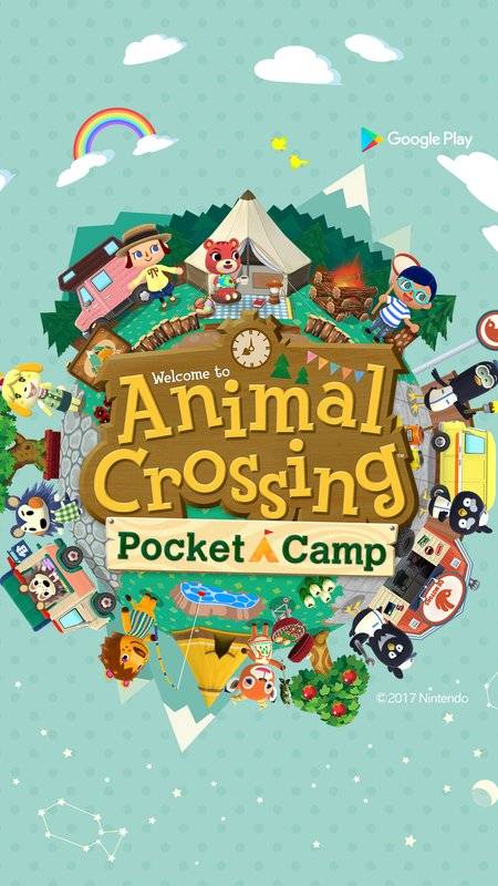 [Live Wallpaper] Animal Crossing: Pocket Camp截图0