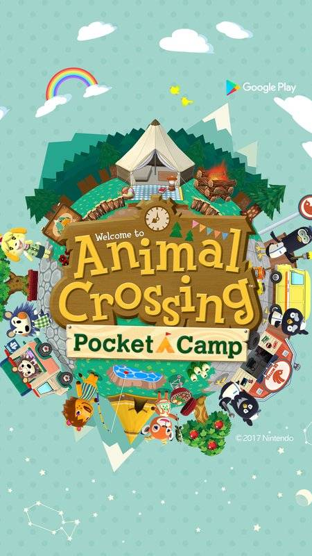 [Live Wallpaper] Animal Crossing: Pocket Camp截图1