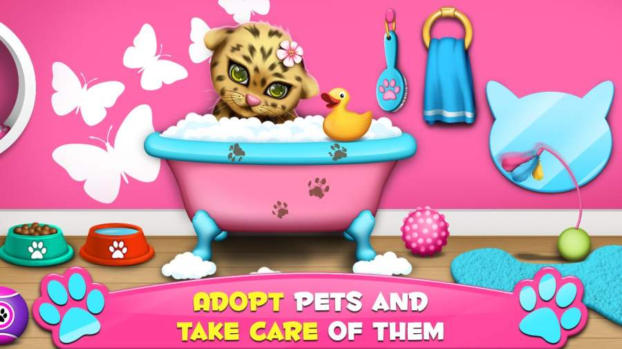 装修房子游戏- 宠物截图1