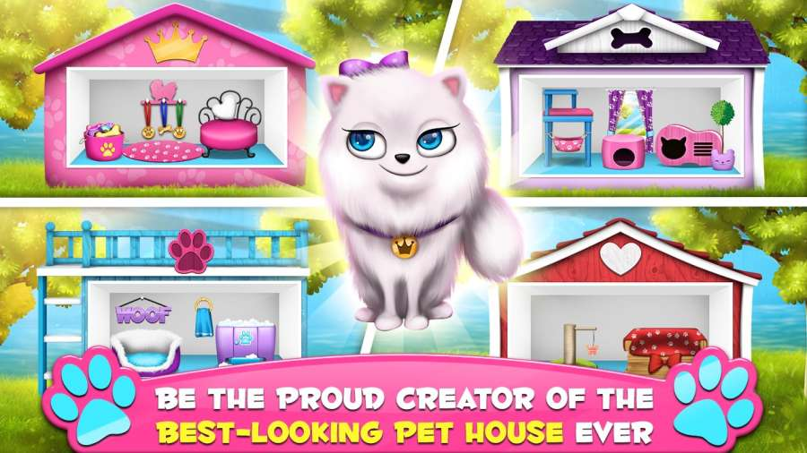 装修房子游戏- 宠物截图4