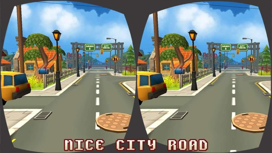 VR幻想城市冒险3D - 虚拟之旅截图1
