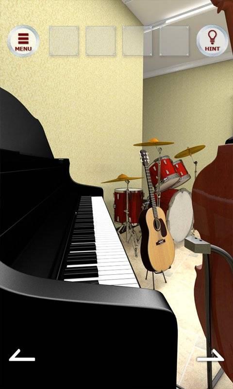 脱出ゲーム ある音楽家の屋敷截图2