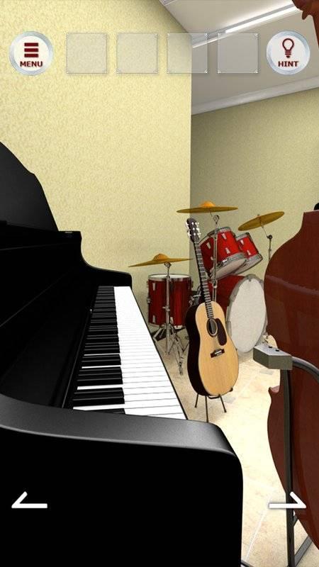 脱出ゲーム ある音楽家の屋敷截图6