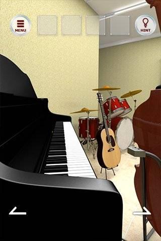 脱出ゲーム ある音楽家の屋敷截图7