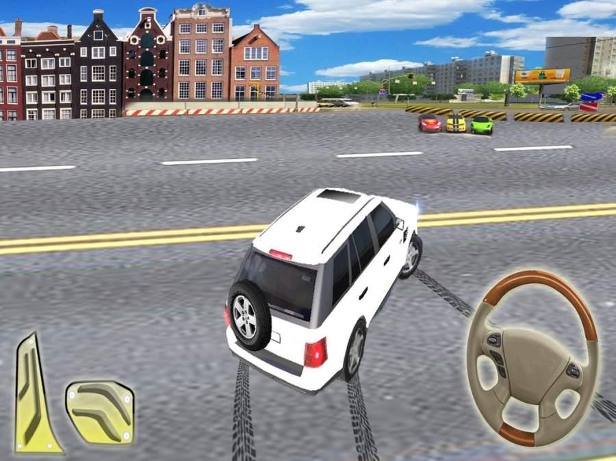 普拉多 汽车 冒险 -  一个 模拟器 游戏 的 市截图1