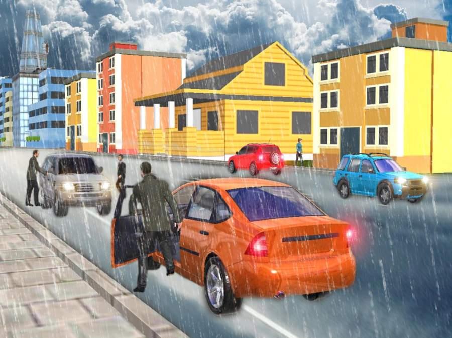 普拉多 汽车 冒险 -  一个 模拟器 游戏 的 市截图10