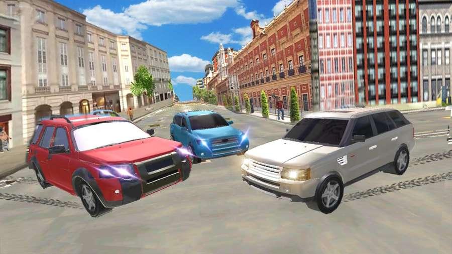 普拉多 汽车 冒险 -  一个 模拟器 游戏 的 市截图2