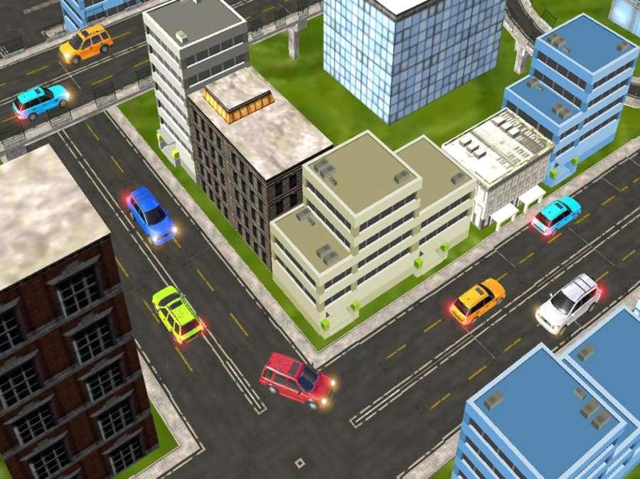 普拉多 汽车 冒险 -  一个 模拟器 游戏 的 市截图4