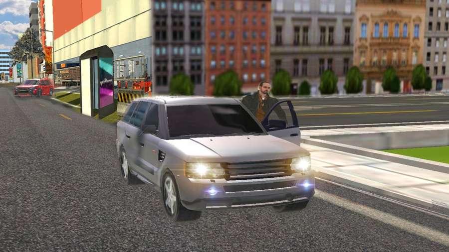 普拉多 汽车 冒险 -  一个 模拟器 游戏 的 市截图6
