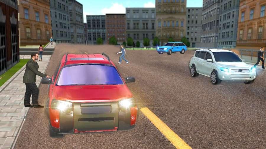 普拉多 汽车 冒险 -  一个 模拟器 游戏 的 市截图7