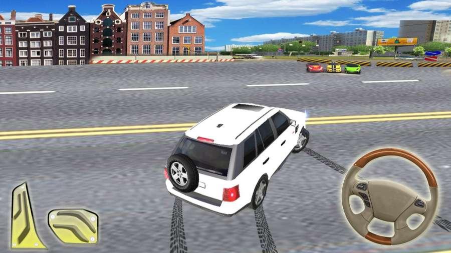 普拉多 汽车 冒险 -  一个 模拟器 游戏 的 市截图9