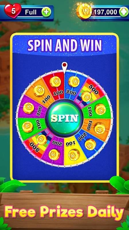 Wheel of Fortune PUZZLE POP截图6