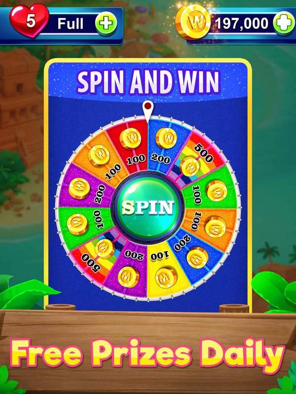 Wheel of Fortune PUZZLE POP截图7