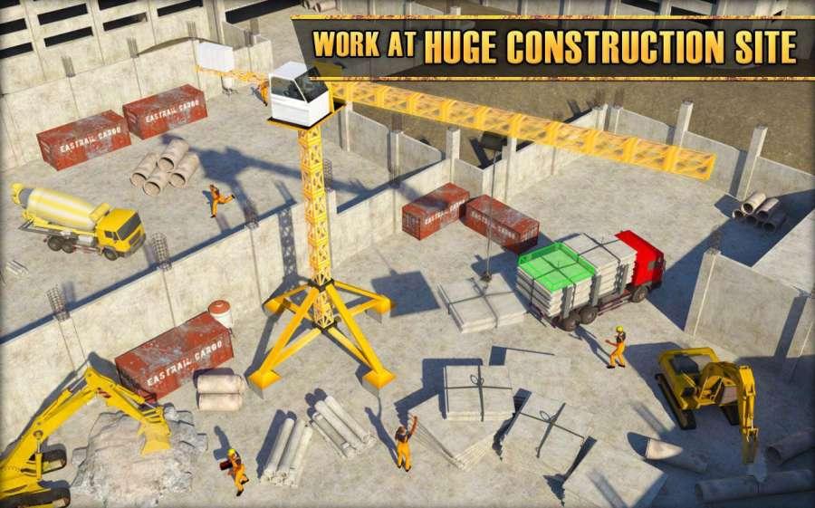 纽约市建筑模拟器:塔式起重机截图9
