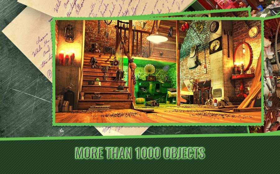 神秘 游戏  鬼屋 隐藏对象的游戏下载