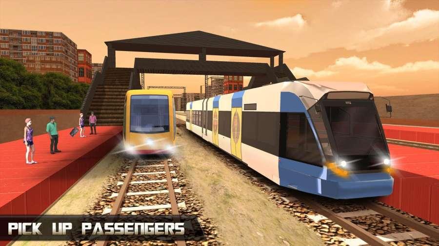 印度鐵路火車模擬器3D截图2
