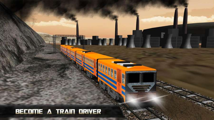 印度鐵路火車模擬器3D截图4